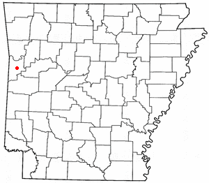 Loko di Greenwood, Arkansas