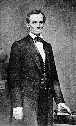 Amazing Historical Photo of Abraham Lincoln on 2/27/1860