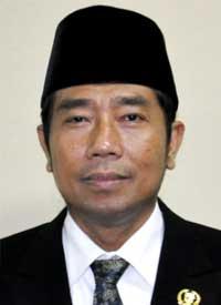 Abraham Lunggana Indonesian politician