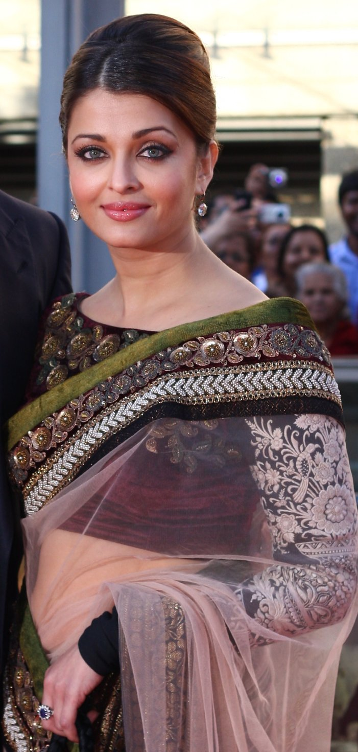 Photograph of Aishwarya Rai
