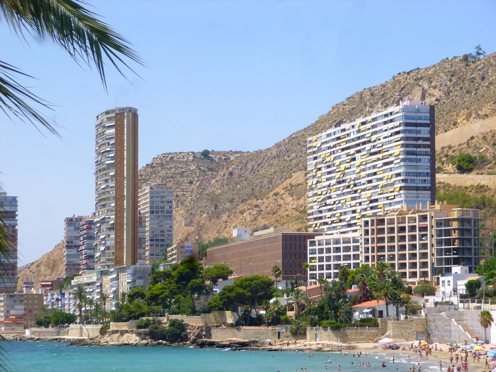 Planes en Alicante: Playa de la Albufereta