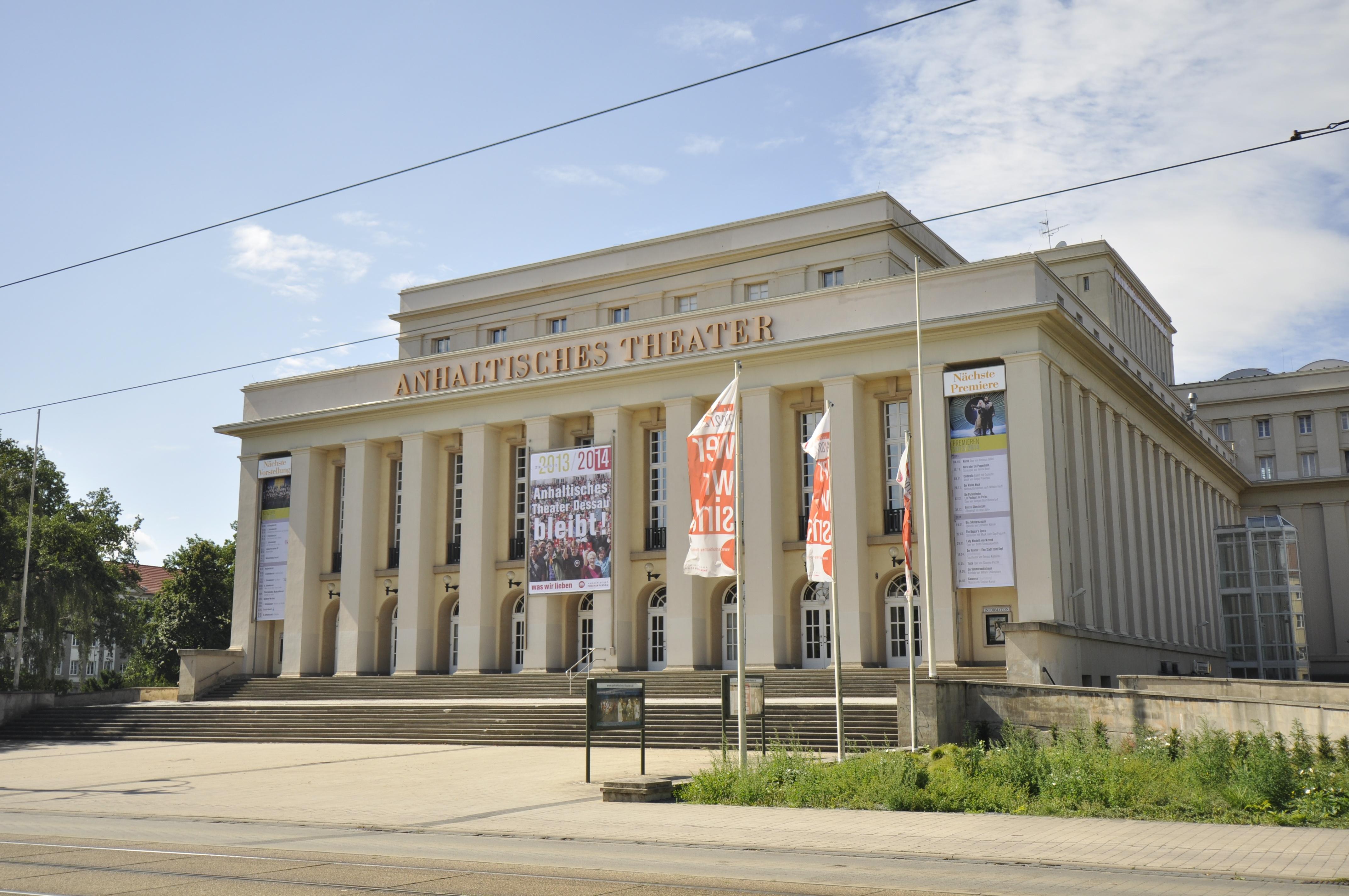 Anhaltisches Theater