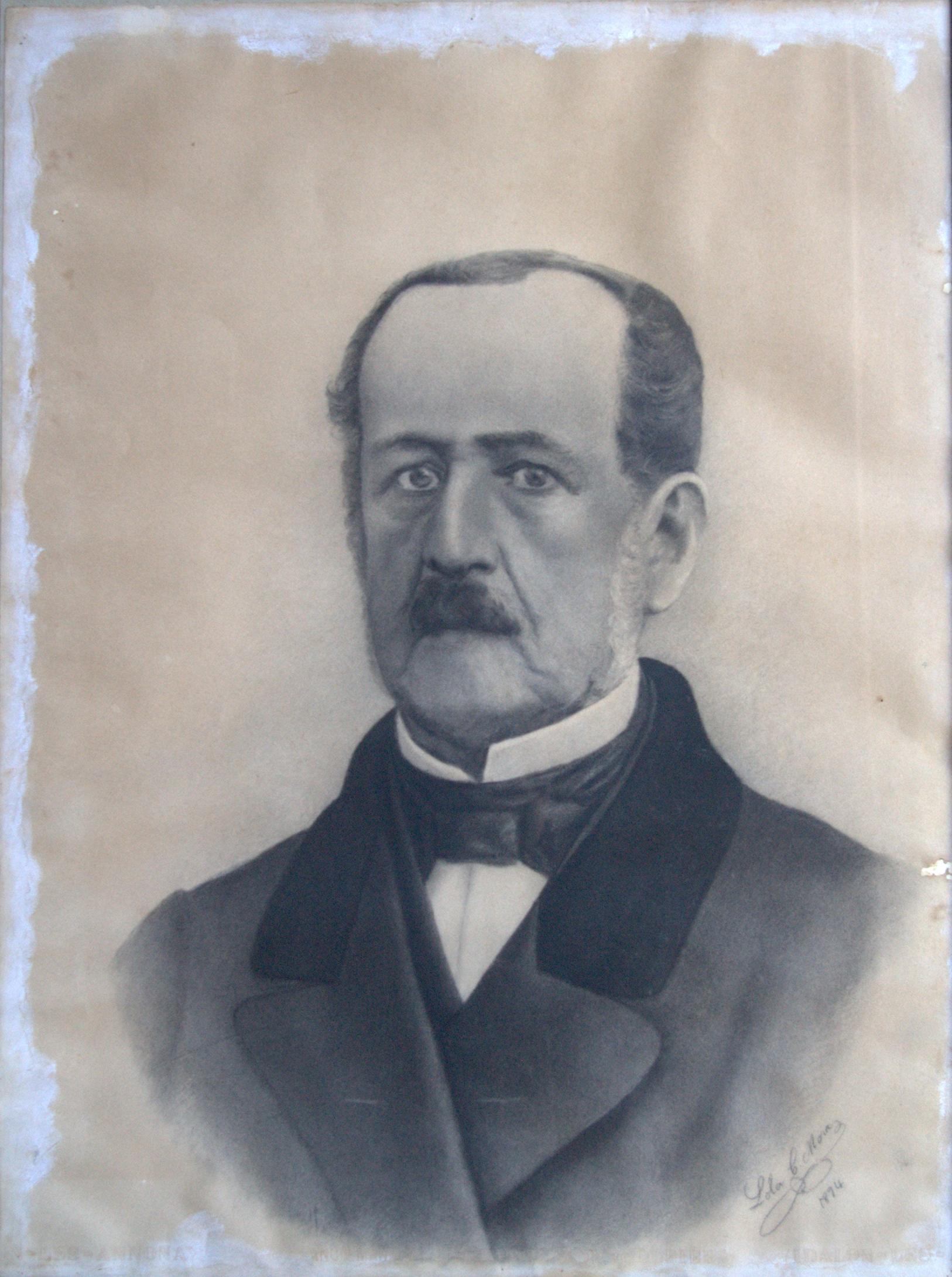 Depiction of Anselmo Rojo