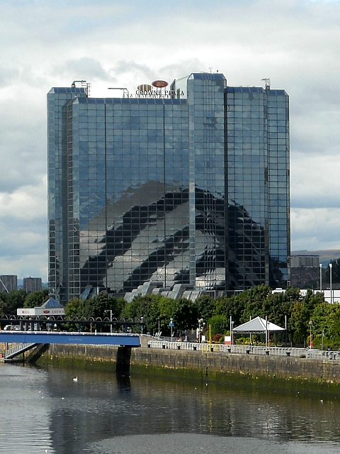 Crowne Plaza Glasgow Wikipedia