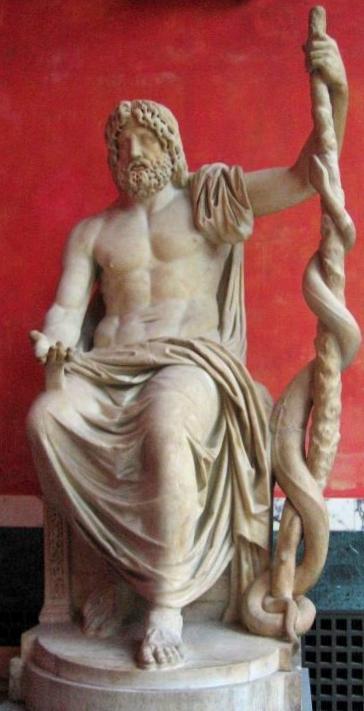 Asclepio - Wikiwand