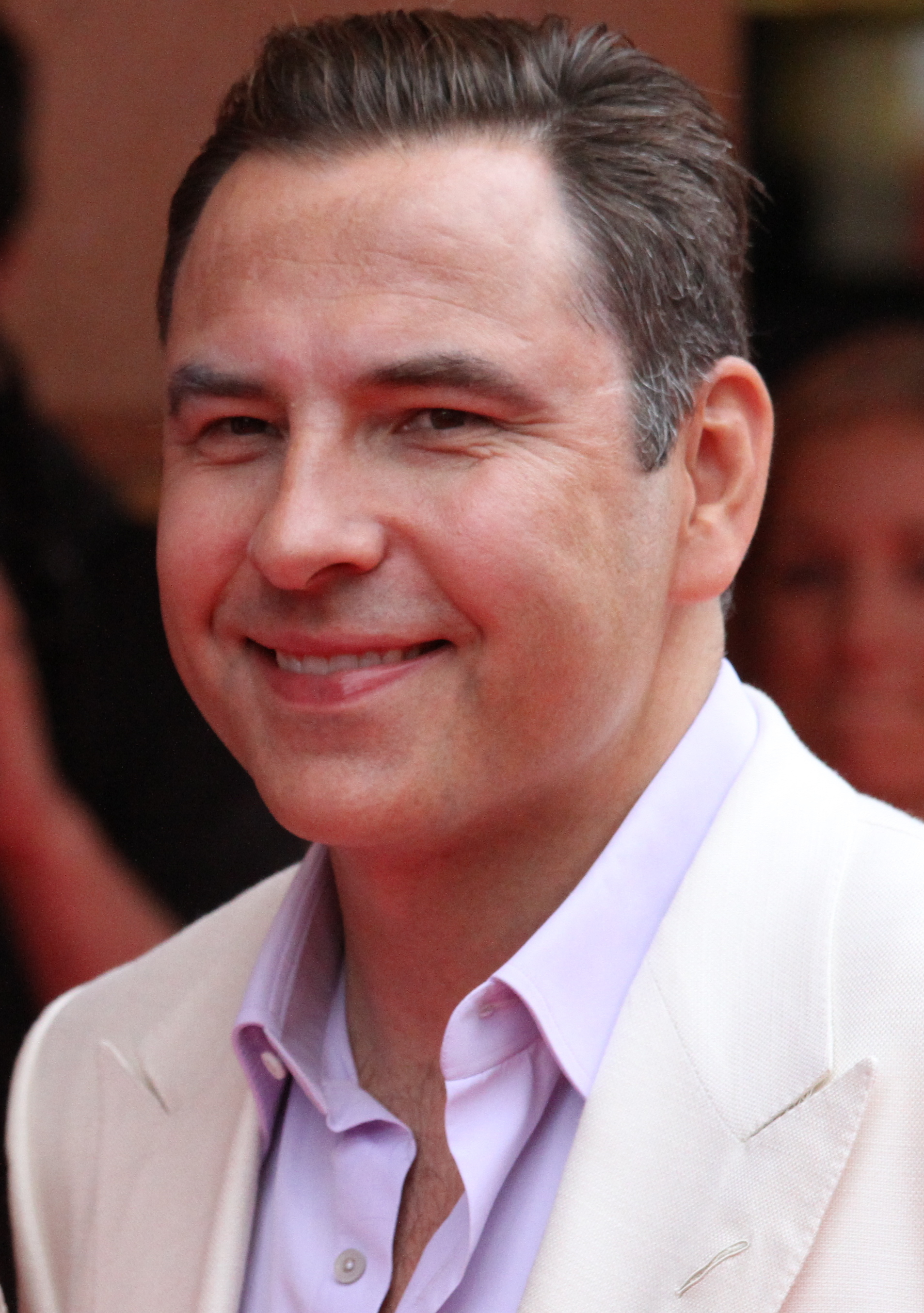 Walliams at the premiere for ''[[Pudsey the Dog: The Movie]]'' in 2012