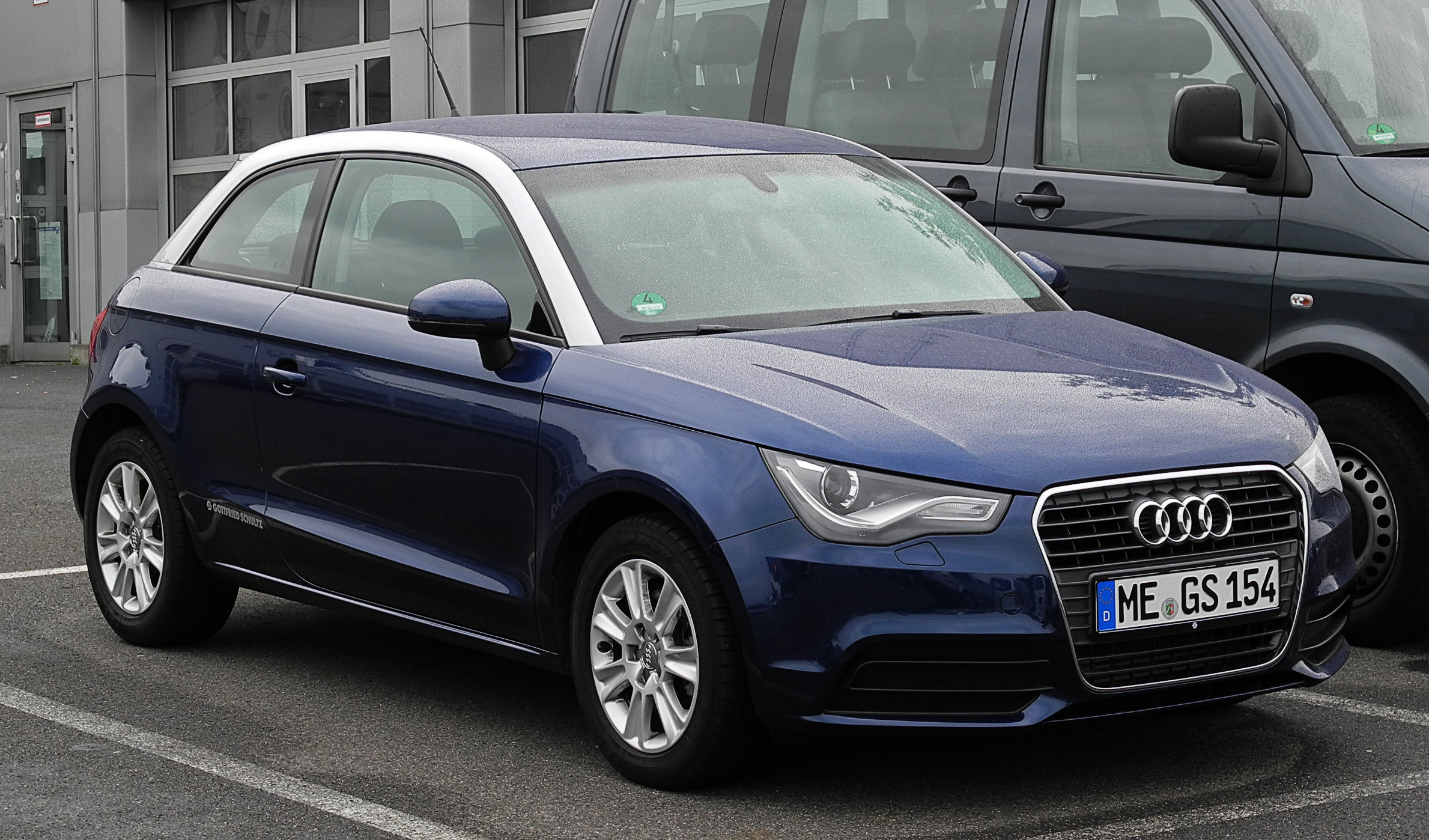 File Audi A1 1 6 Tdi Attraction Frontansicht 4