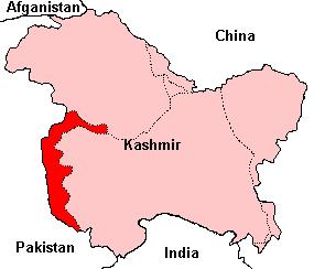 Image:Azad Kashmir LocMap