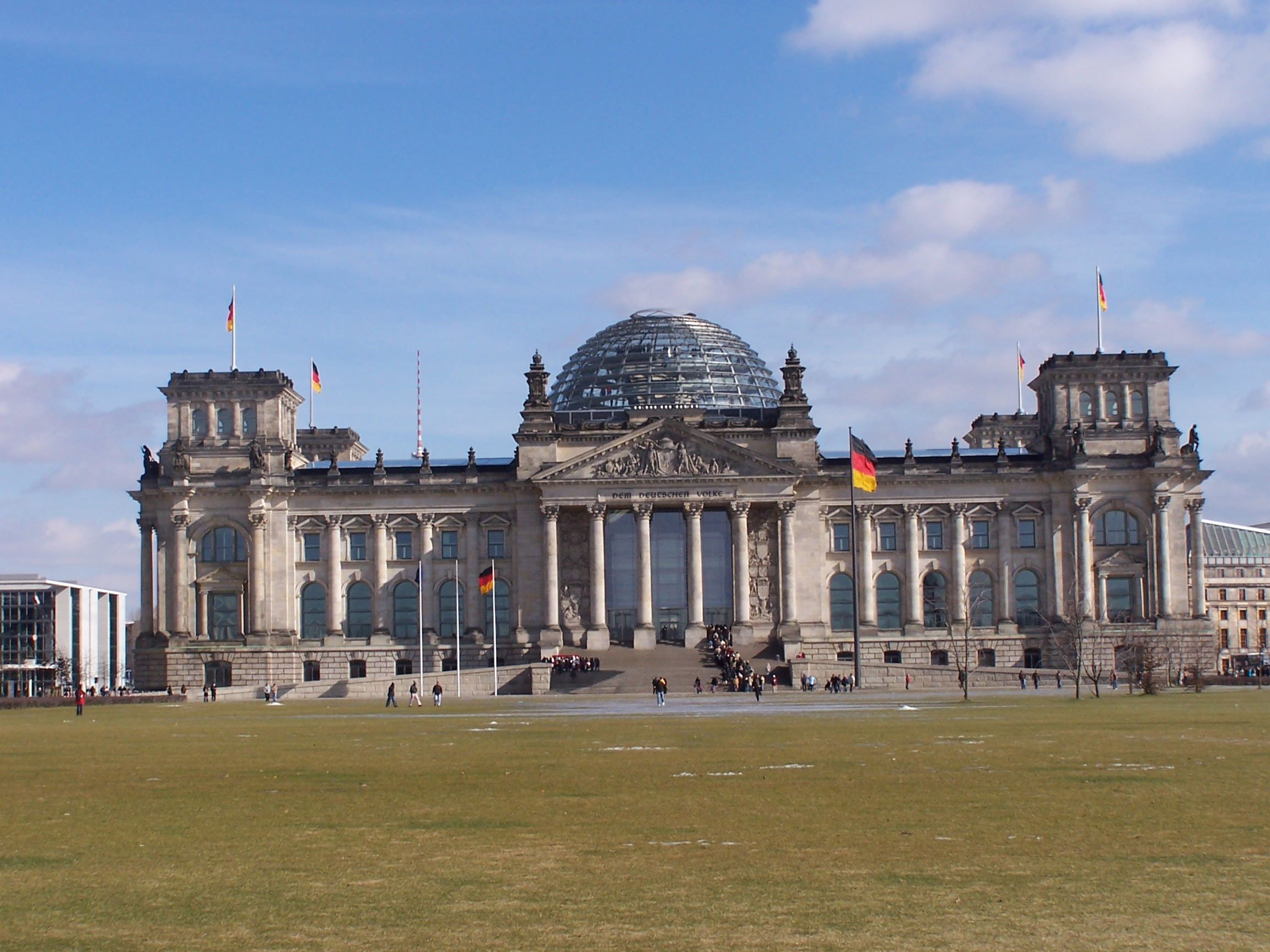 reichstag at berlin city - photo #31