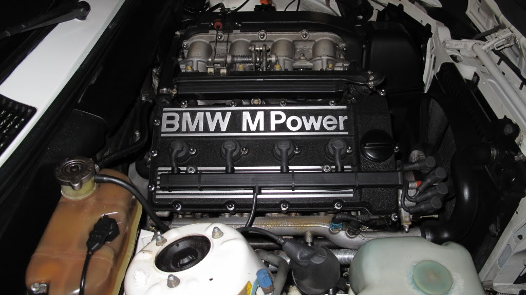 Bmw S Engine