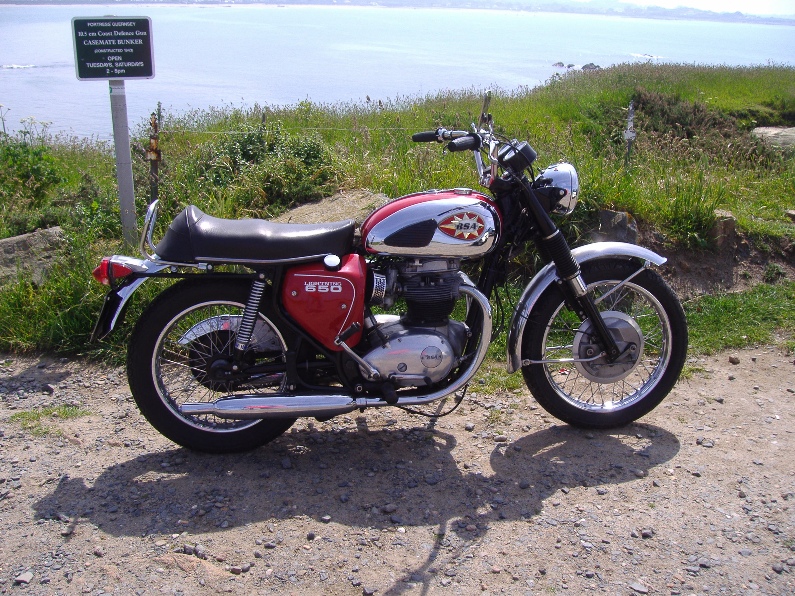 Kawasaki Copy Of Bsa A