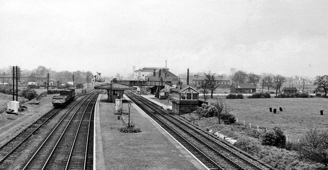 Barnby Dun Railway Station Wikipedia