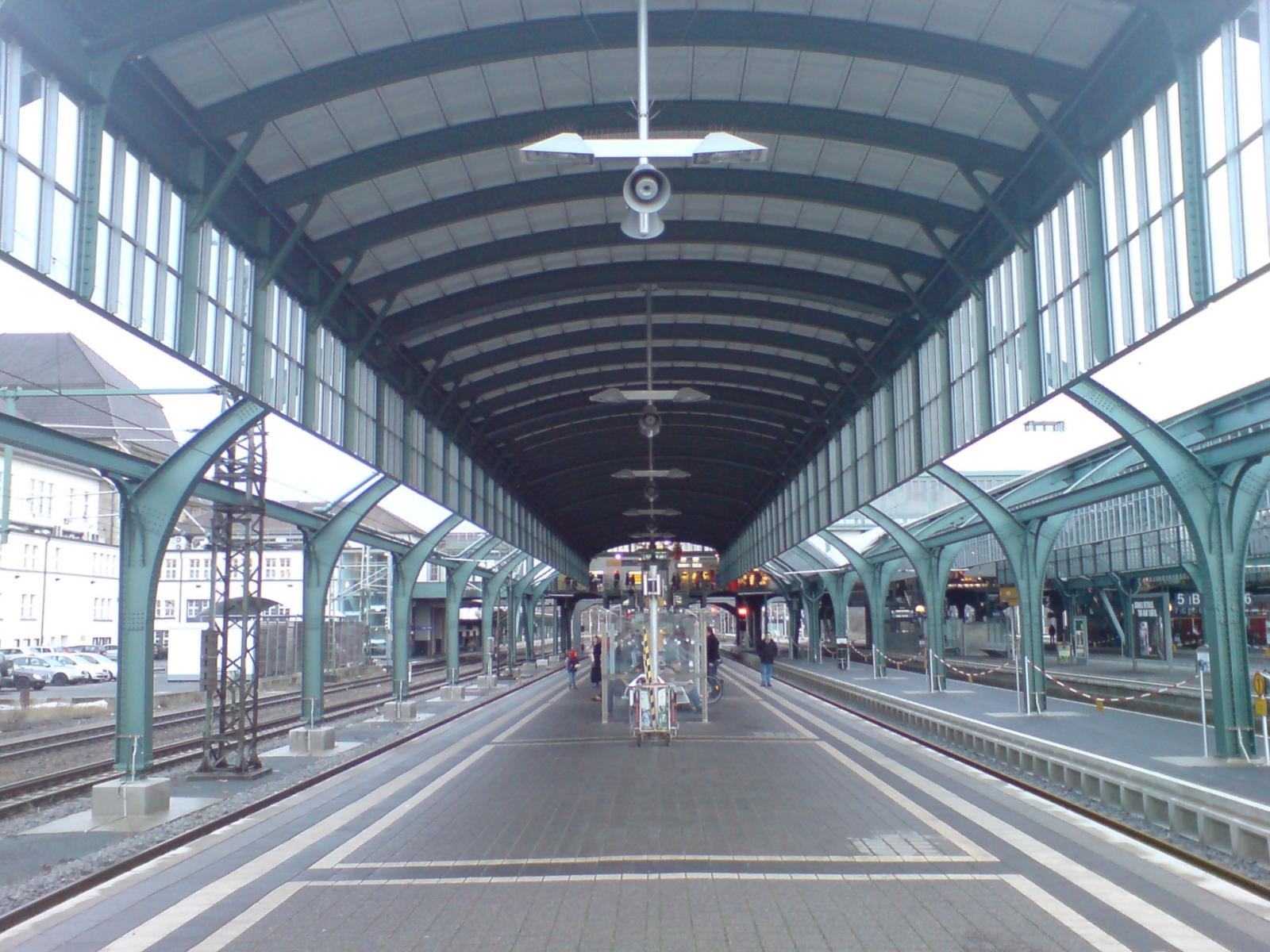FileBarrel Roofs Of Darmstadt Hauptbahnhofjpg Wikimedia Commons