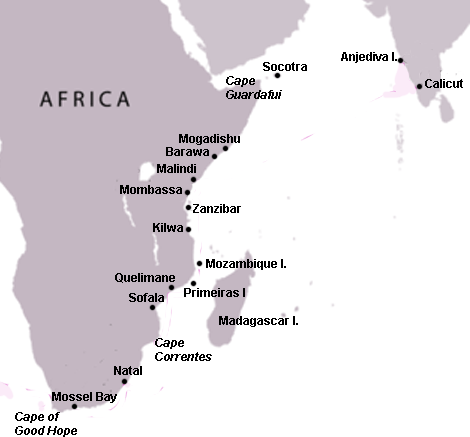 Basic Map of East Africa, c.1500.png