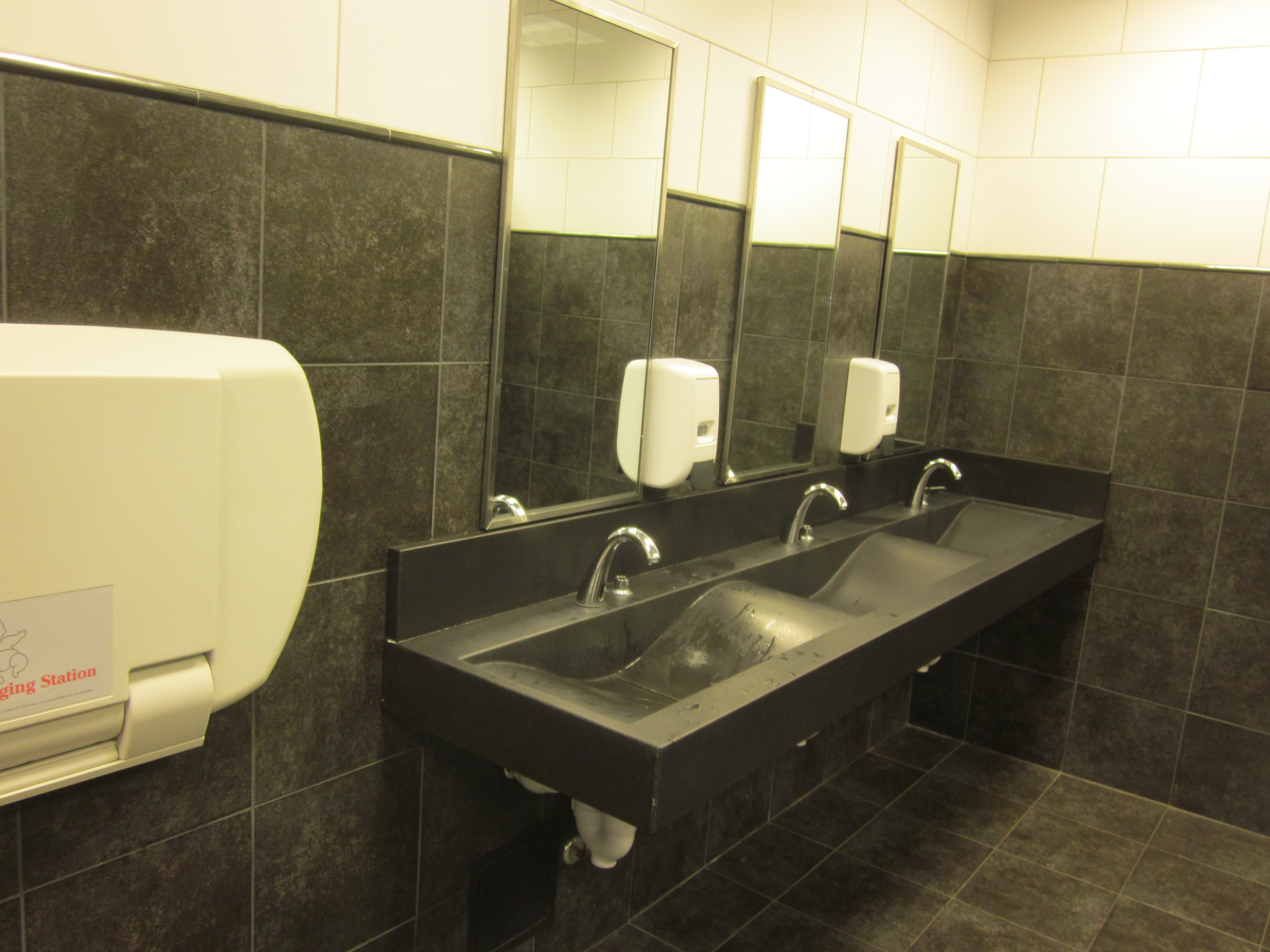 file bathroom sink design at rouses cbd nola jpg wikimedia commons