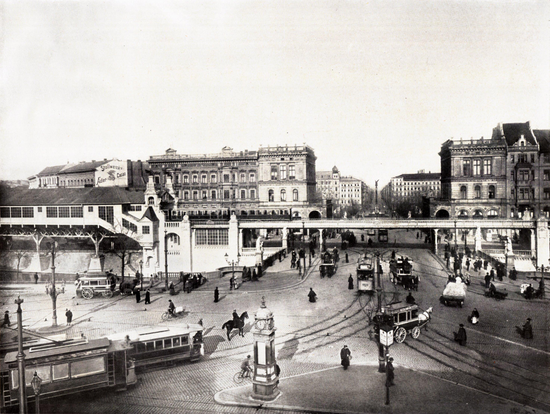 Paris Vers Ville De Saint Cloud