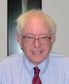 U.S. Congressman (now Senator-elect) Bernie Sa...