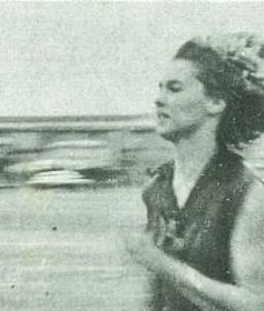 Beverly Weigel New Zealand long jumper and sprinter