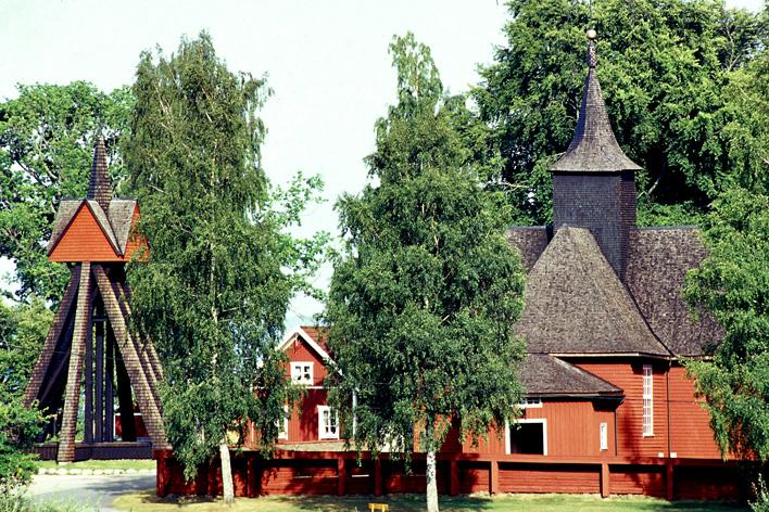 Bild av Brandstorps kyrka