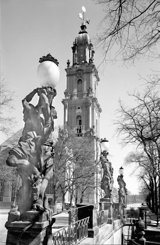 Wiederaufbau Garnisonkirche Potsdam