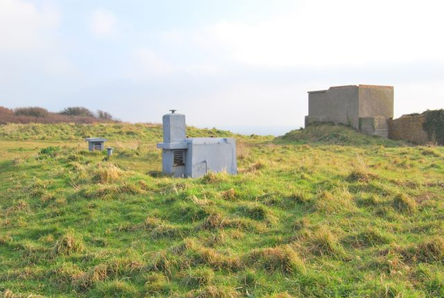 Bunker on Berry Head - geograph.org.uk - 1098448