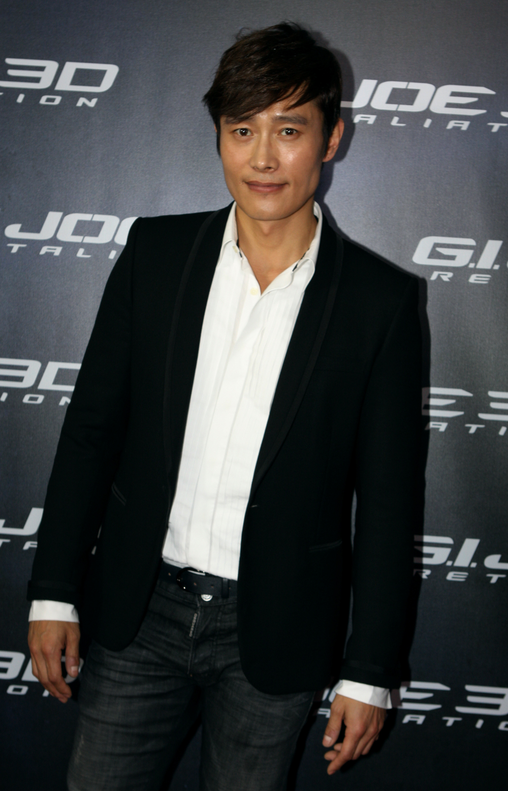 File Byung Hun Lee In Sydney Australia On 14th March