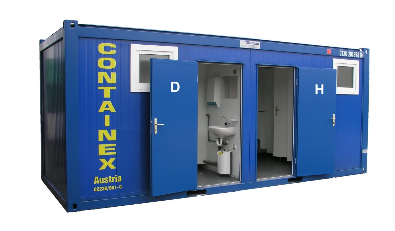 Unique Container Umbau Gallery Of File:ctx Wc-container Damen-herren.jpg