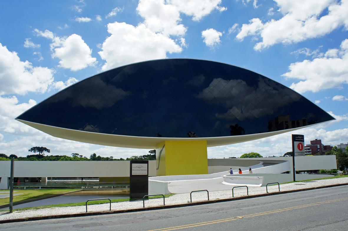 Museu Oscar Niemeyer Wikipdia A Enciclopdia Livre