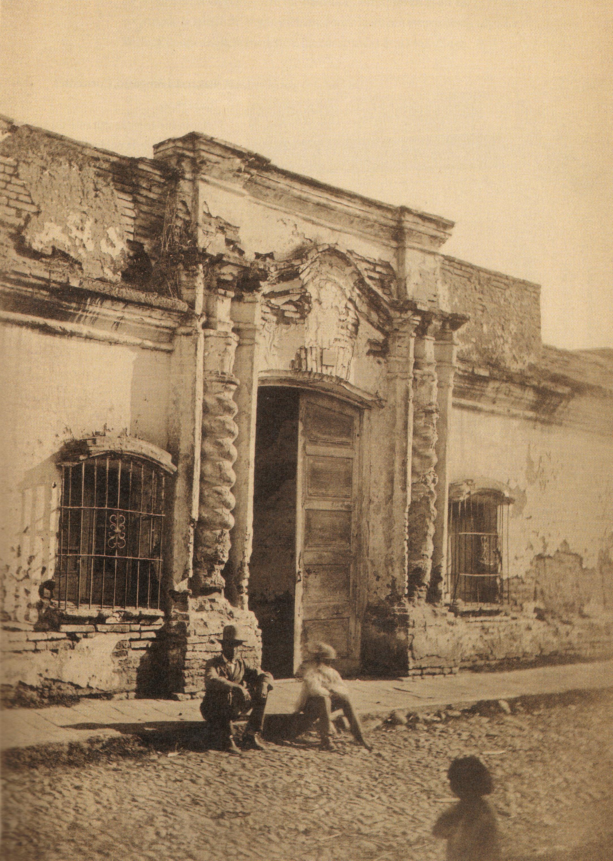 Casa historica de la Independencia