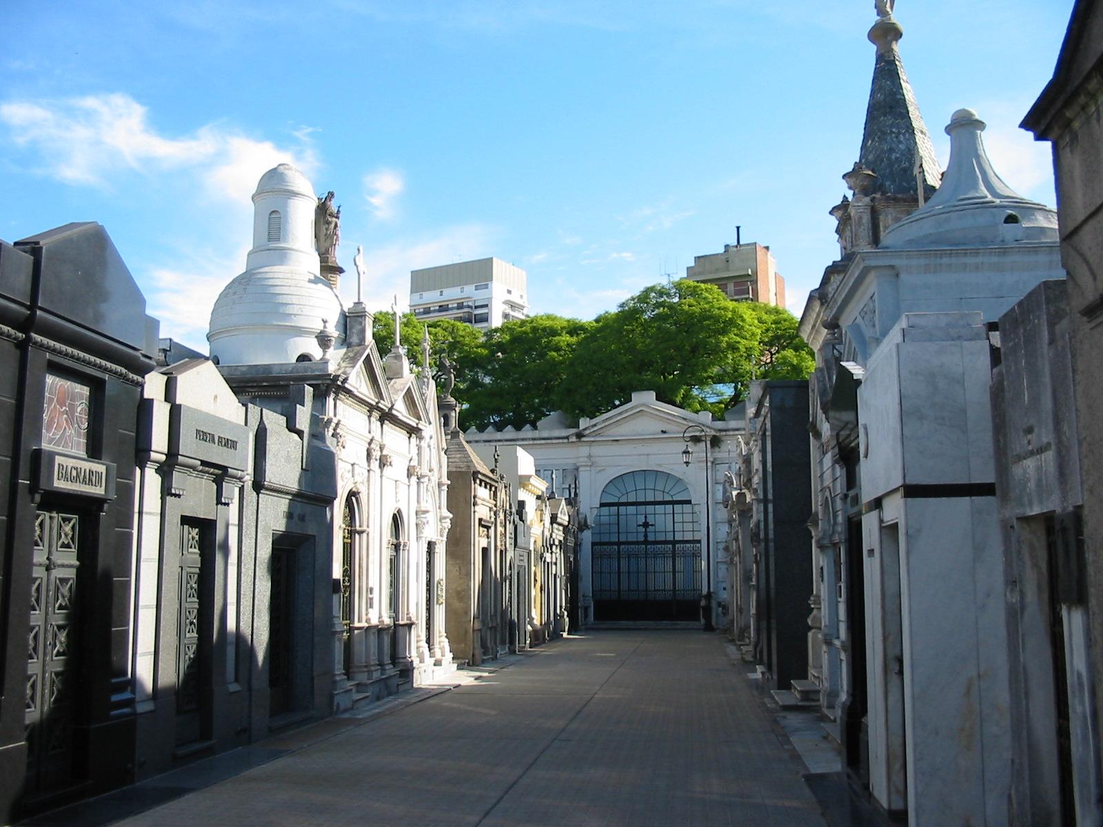 Argentina Cementerio_de_la_Recoleta_-_Buenos_Aires_-_Argentina