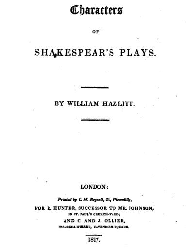 how to annotate a play title