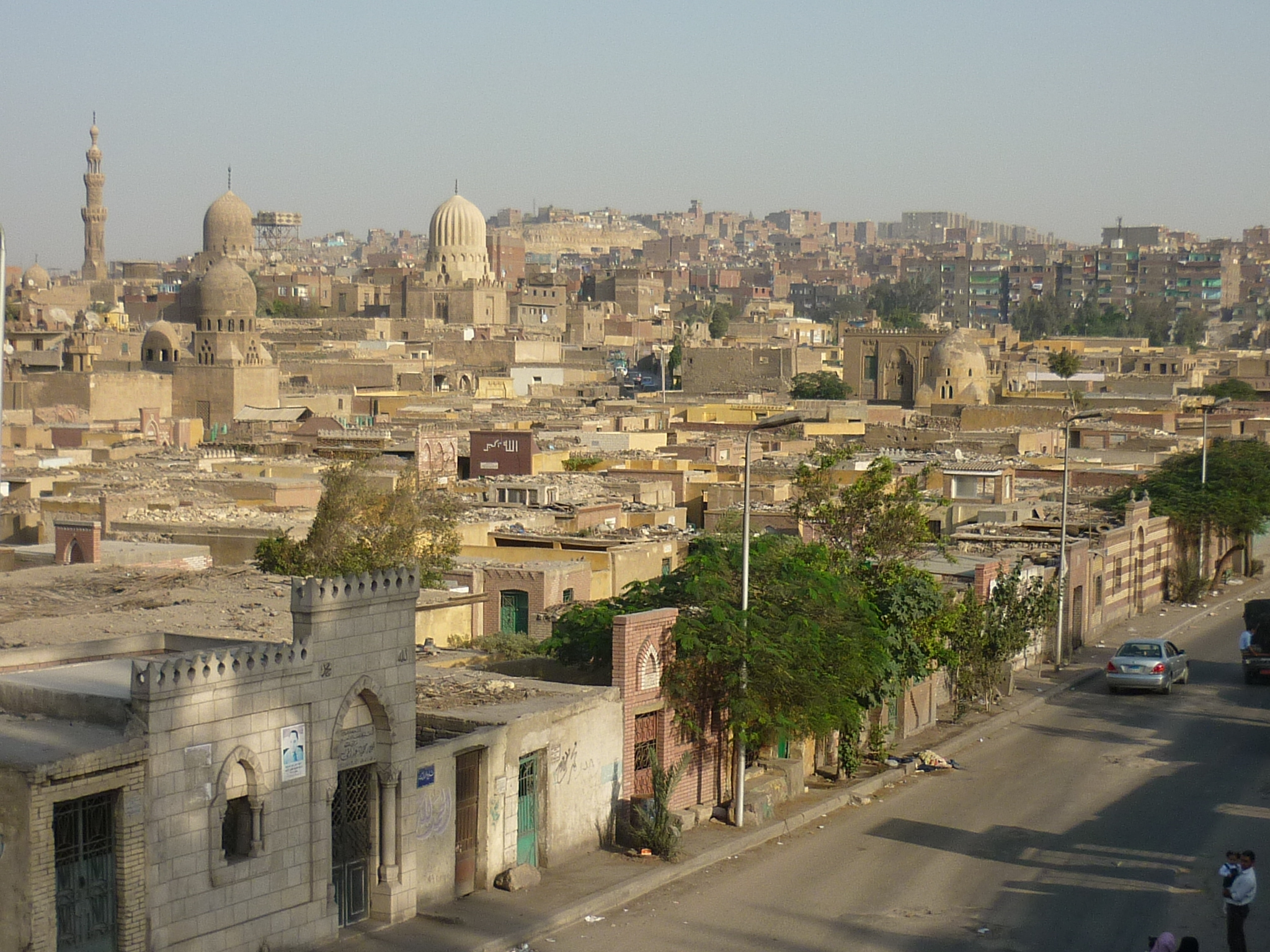 City of the Dead (Cairo) - Wikipedia