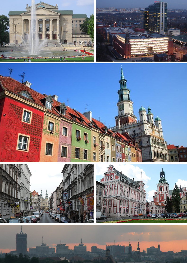 kantory Poznań