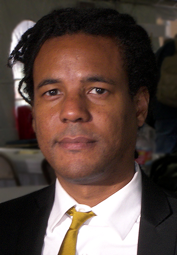 Colson Whitehead at the 2009 [[Texas Book Festival]].