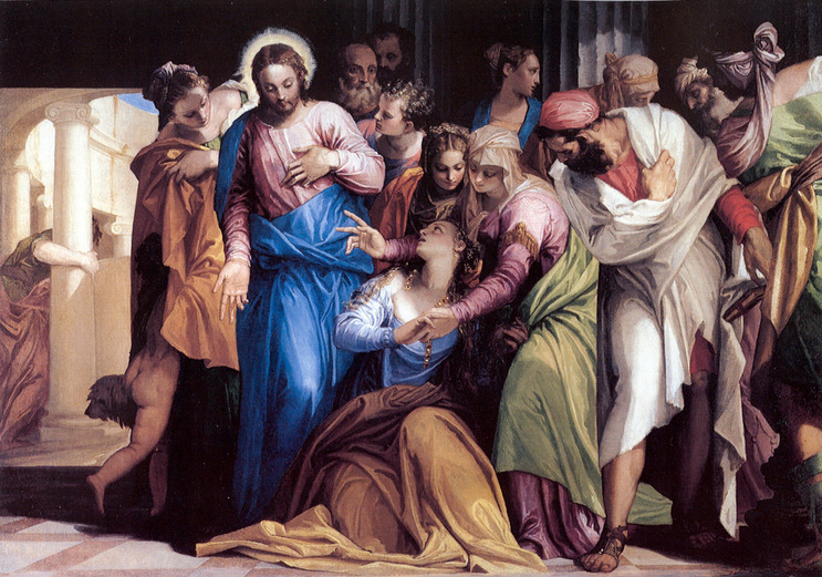 File:Conversion of mary magdalene,paolo veronese,about 1547,oil on canvas, 111.5 x 16 chansol21.jpg