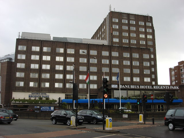Regents Park Hotel London Holiday Inn