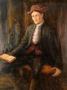 English: David Brainerd (1718-1747)