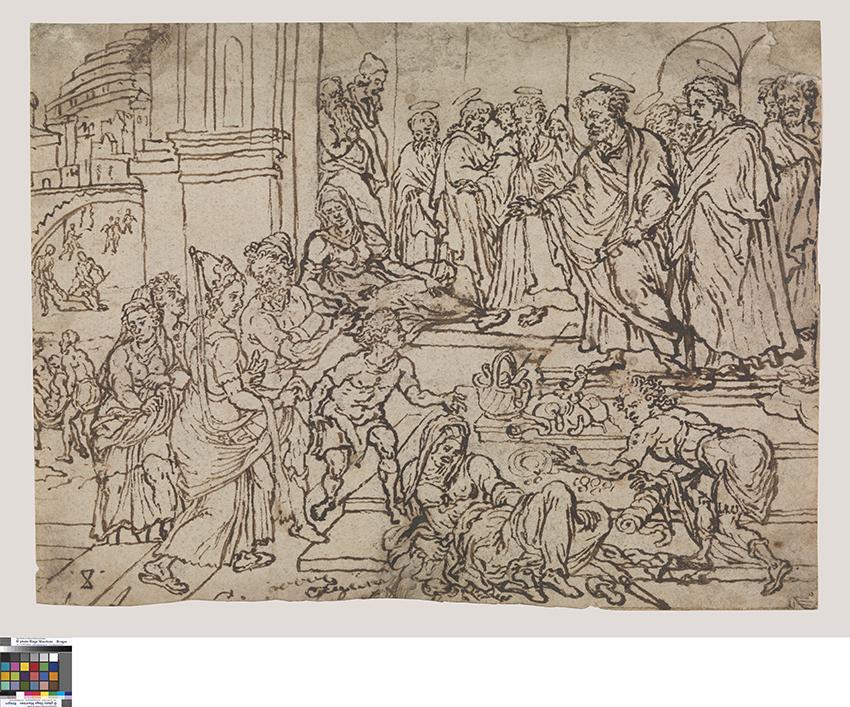 file de bestraffing ananias en saffira 1551 1600