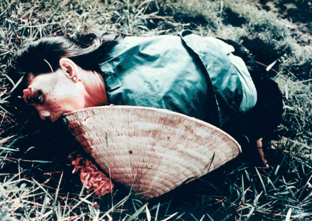 Vietnam War My Lai Massacre