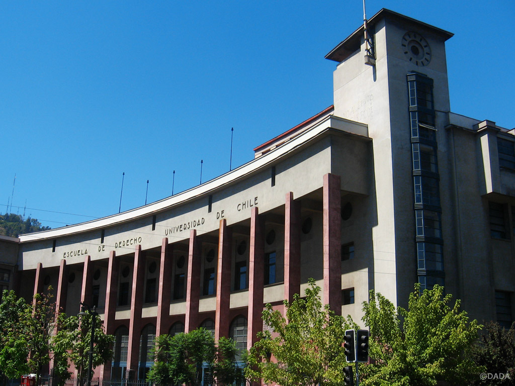 Facultad De Derecho De La Universidad De Chile Wikipedia La