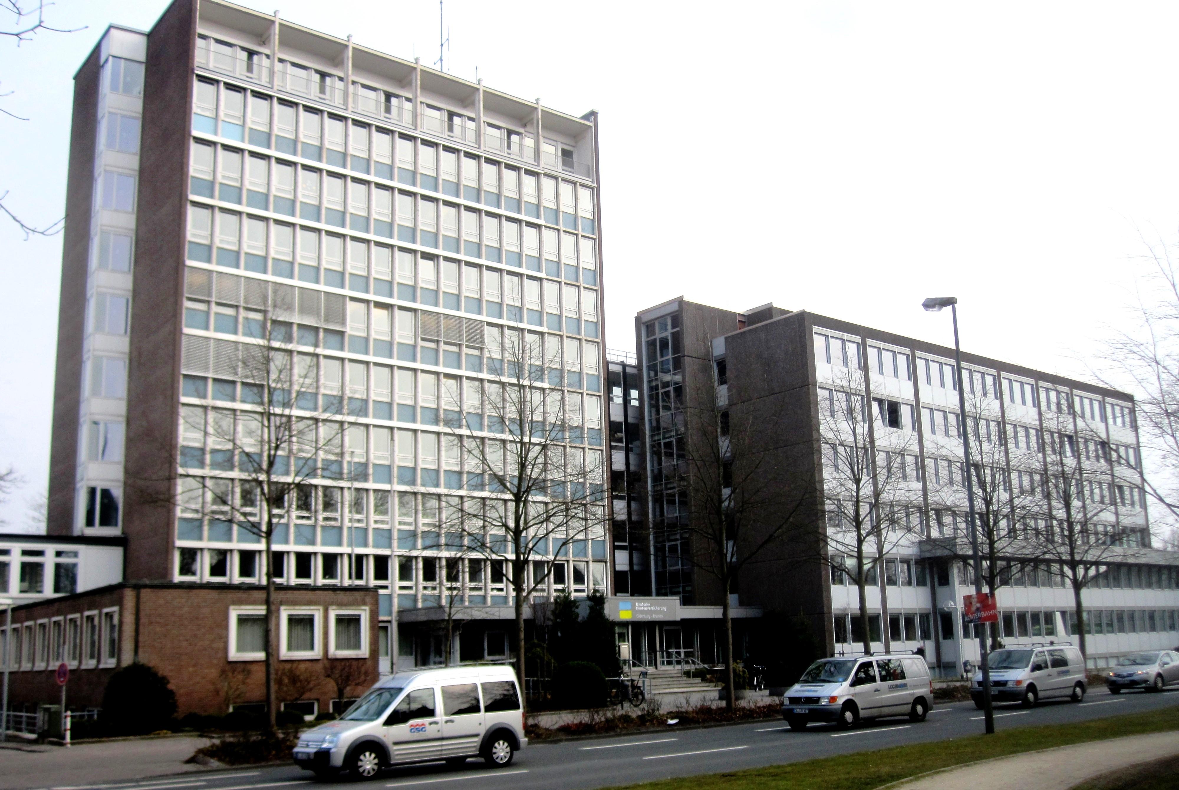 Dateideutsche Rentenversicherung Oldenburg Bremenjpg Wikipedia