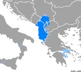 lingua albanese wikipedia