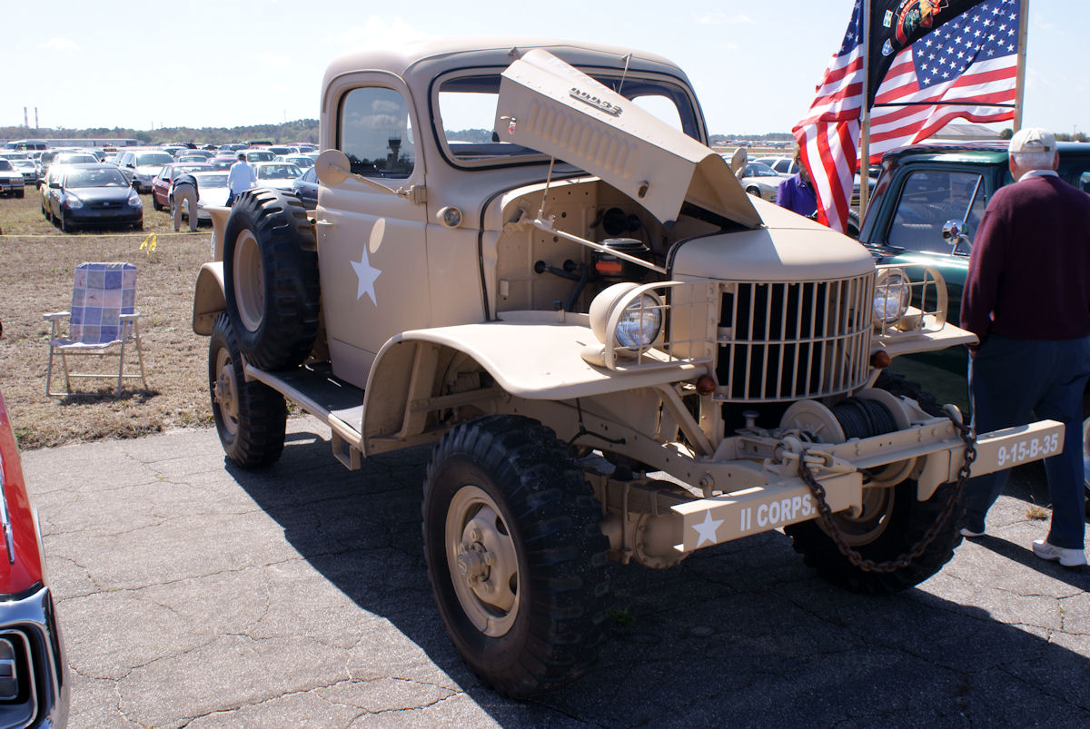 Dodge Wc Series Wikipedia 1945 Willys Jeep Engine Diagrams 14 Pickup 1941