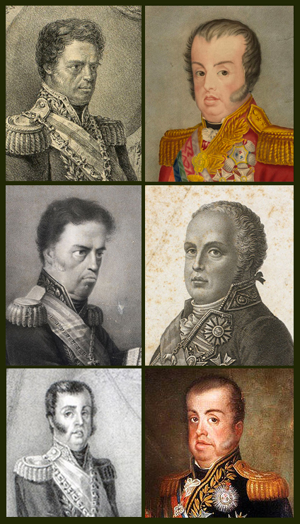 Portraits by various artists Dom joao vi - varios.jpg