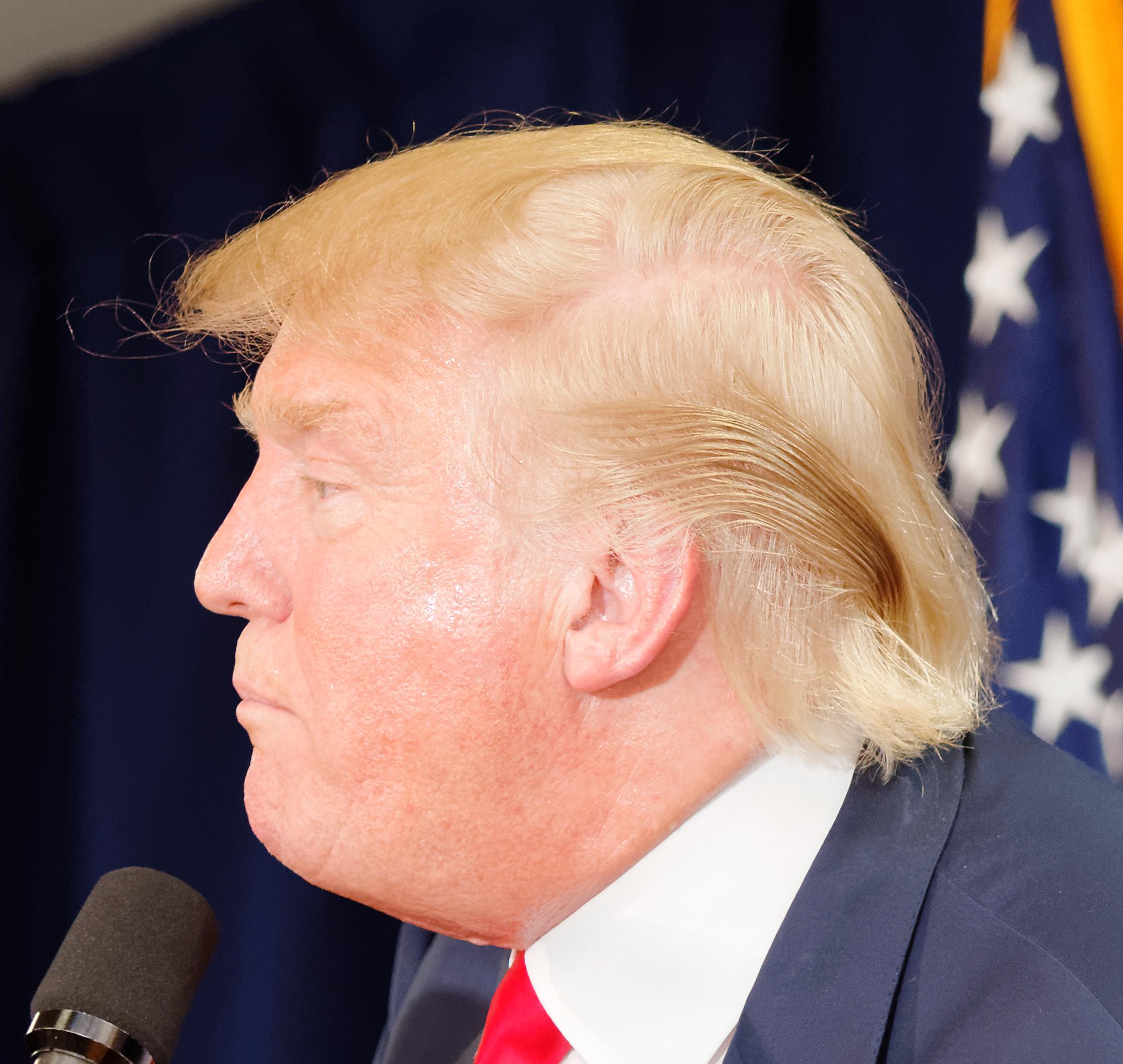 Trump Hairspray In Hotel Room Global Warming Theory
