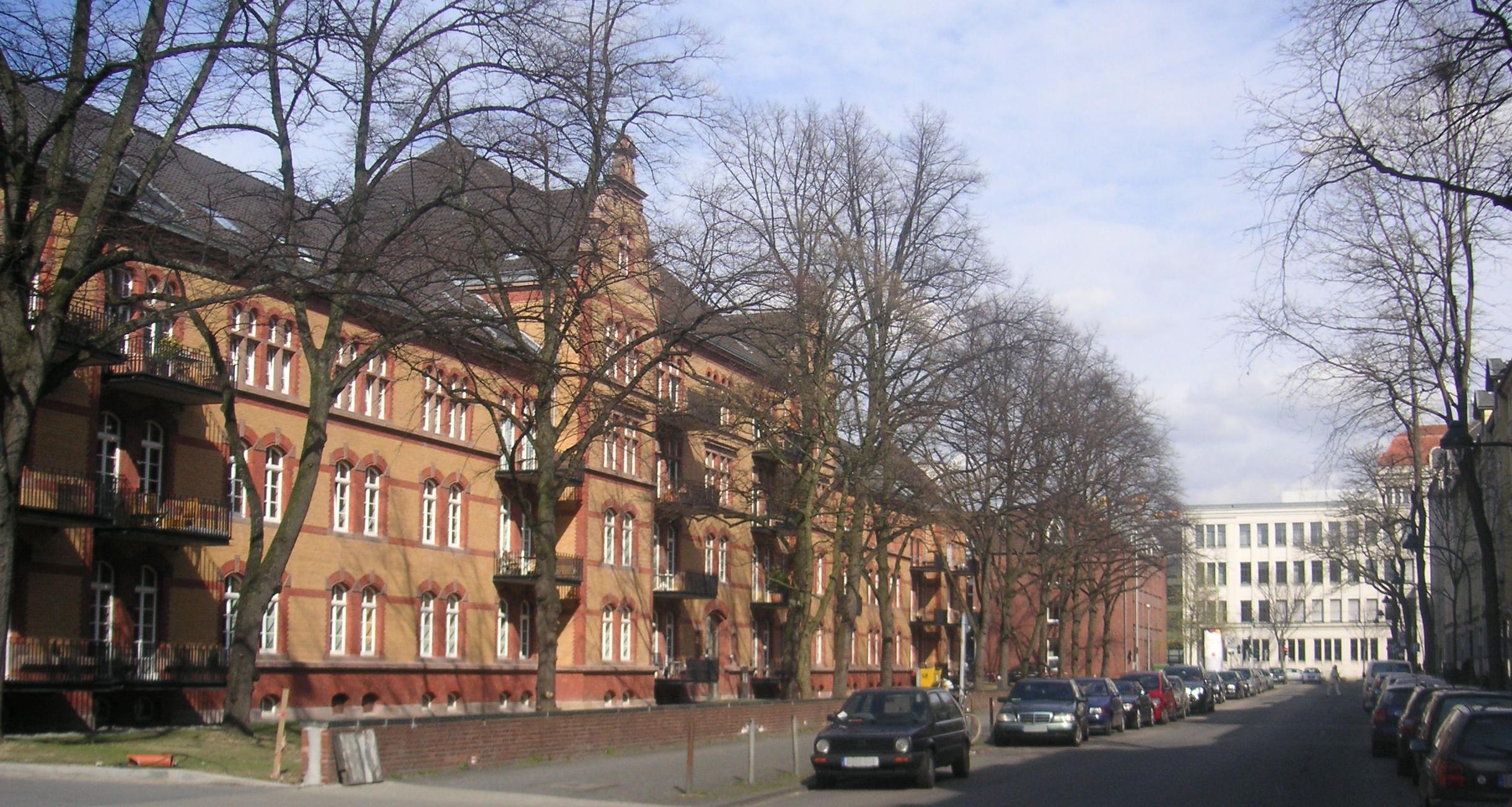 Küchenstudio Düsseldorf Derendorf ~ file duesseldorf derendorf tannenstrasse jpg wikimedia commons