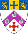 Durham - St Hild and Bede arms.png