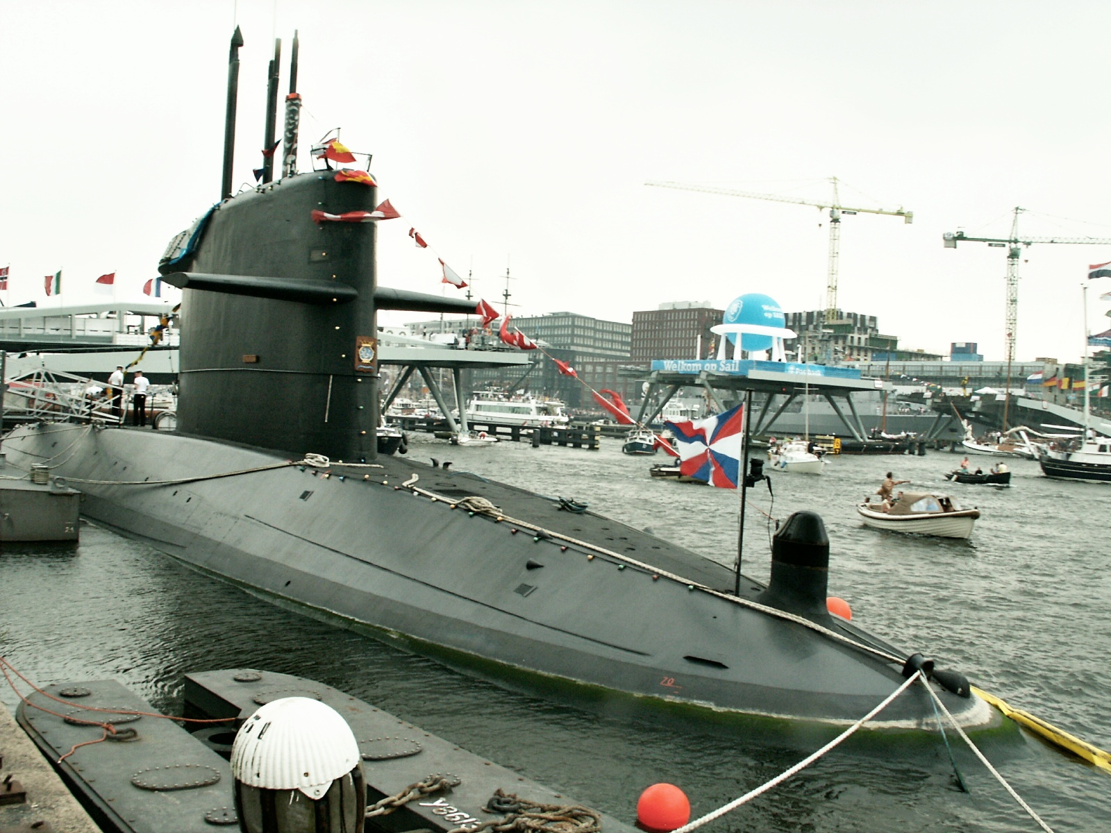 Asian Defence News: 3 Dutch submarines in dry docks for ...