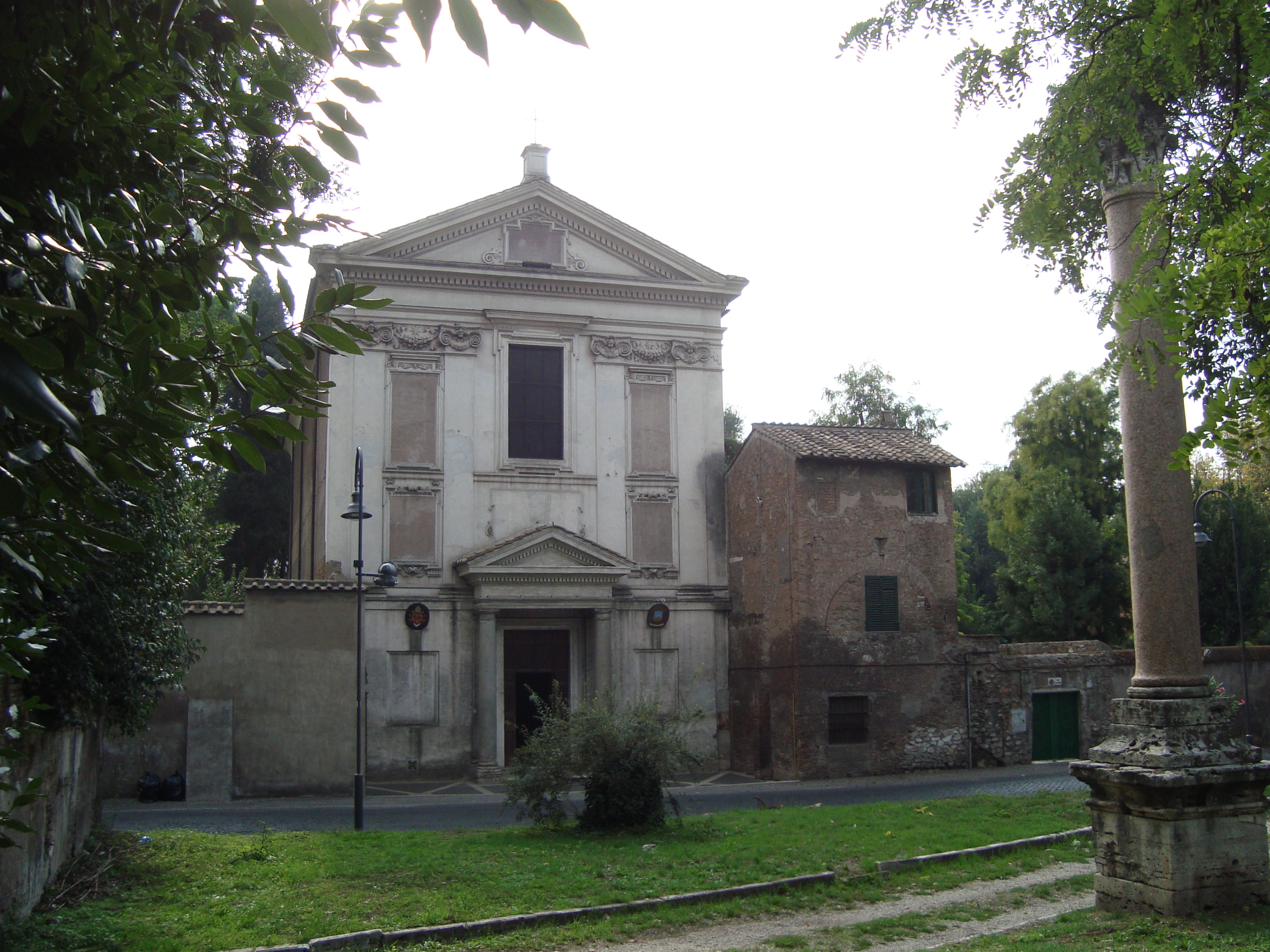 San Cesareo in Palatio