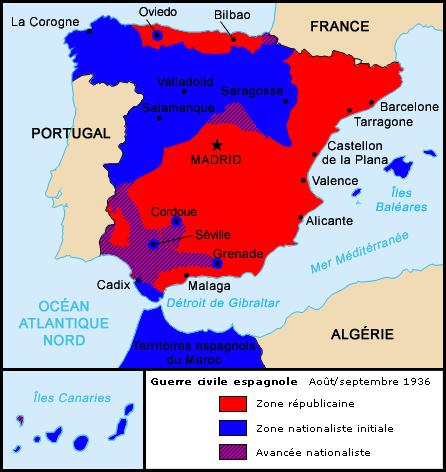 Carte Espagne Gijon.Siege De Gijon Wikipedia